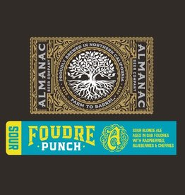 Almanac 'Foudre Punch' Sour Blonde 375ml