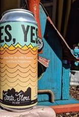 Fonta Flora 'Yes, Yes Yall' IPA w/ Turmeric & Black Peppercorn 16oz (Can)