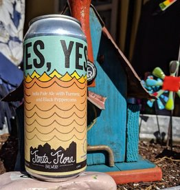Fonta Flora 'Yes, Yes Yall' IPA 16oz (Can)