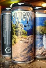 Casita Cerveceria 'Plucky Pils' German-style Pilsner 16oz (Can)