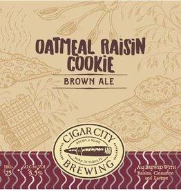 Cigar City 'Oatmeal Raisin Cookie' Brown Ale 12oz Sgl
