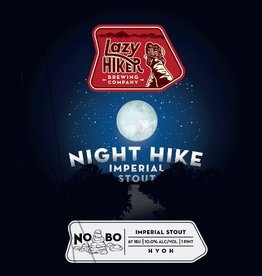 'Night Hike' Imperial Stout 16oz (Can)