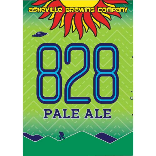 Asheville Brewing Co. '828' Pale Ale 12oz (Can)