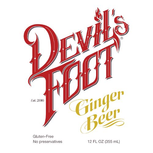 Devil's Foot 'Original' Ginger Beer 12oz Sgl (Can)
