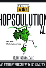 Bell's Brewery 'Hopsoulution' Double IPA 12oz Sgl