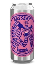 Mikkeller SD 'Beer Geek Dessert' Imperial Stout brewed w/ Cocoa & Vanilla 16oz (Can)