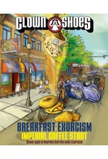 Clown Shoes 'Breakfast Exorcism' Barrel-aged Imperial Coffee Stout 22oz
