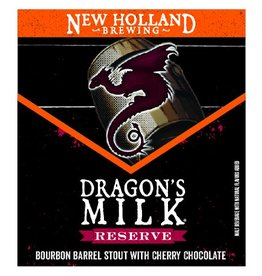 New Holland 'Dragon's Milk Reserve: Cherry Chocolate' Imperial Stout 12oz Sgl