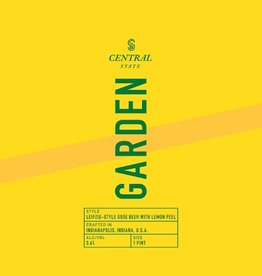 Central State 'Garden' Gose 16oz (Can)