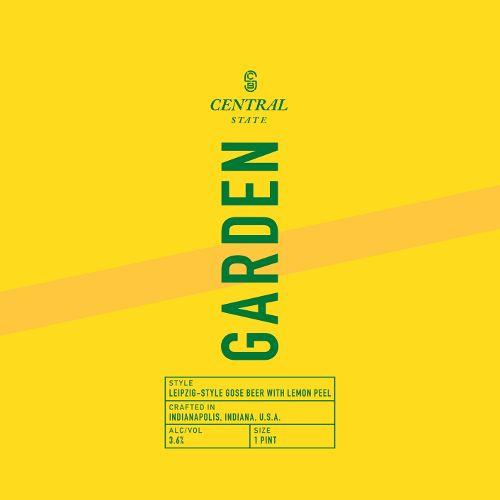 Central State 'Garden' Gose 16oz (Can)