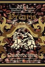 Préaris 'Quadrocinno' Ale brewed w/ Coffee Beans 375ml