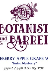 Botanist & Barrel 'Fusion Blueberry' Blueberry Apple Grape Wine 375ml
