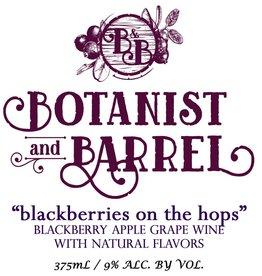 Botanist & Barrel 'Blackberries on the Hops' Cider 375ml