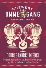 Ommegang 'Double Barrel Dubbel' 12oz Sgl