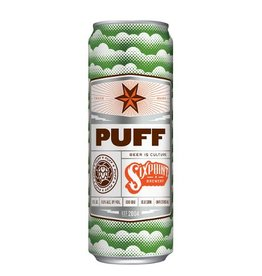 Sixpoint 'Puff' Cloudy IIPA 12oz (Can)