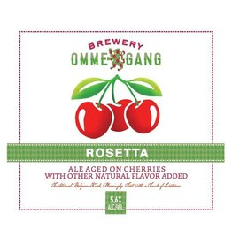 Ommegang 'Rosetta' Ale Aged on Cherries 750ml