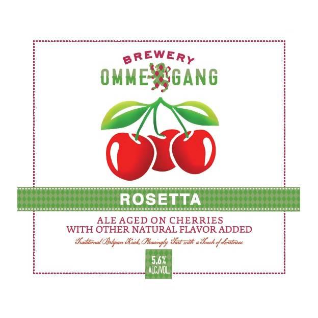 Ommegang 'Rosetta' Ale Aged on Cherries 750ml