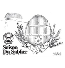Hourglass 'Saison du Sablier' Farmhouse Ale 750ml