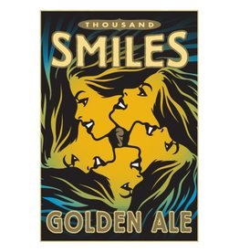 Foothills Brewing 'Thousand Smiles' Golden Ale 12oz Sgl