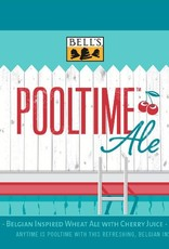 Bell's 'Pooltime' Wheat Ale w/ Cherry Juice 12oz (Can)