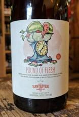 Haw River Farmhouse Ales Pound of Flesh' Barrel-Aged Sour Ale w/ Watermelon 500ml