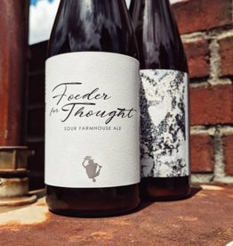 Wooden Robot 'Foeder for Thought' Sour Farmhouse Ale 375ml