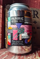PRAIRIE Artisan Ales 'Paradise' Imperial Stout aged on Coconut and Vanilla 12oz (Can)