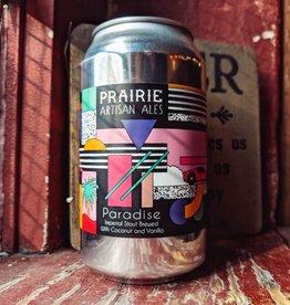 PRAIRIE Artisan Ales 'Paradise' Imperial Stout 12oz (Can)