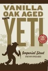 Great Divide 'Vanilla Oak Aged Yeti' Imperial Stout 22oz