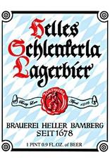 Schlenkerla 'Helles' Lagerbier 16oz (Can)