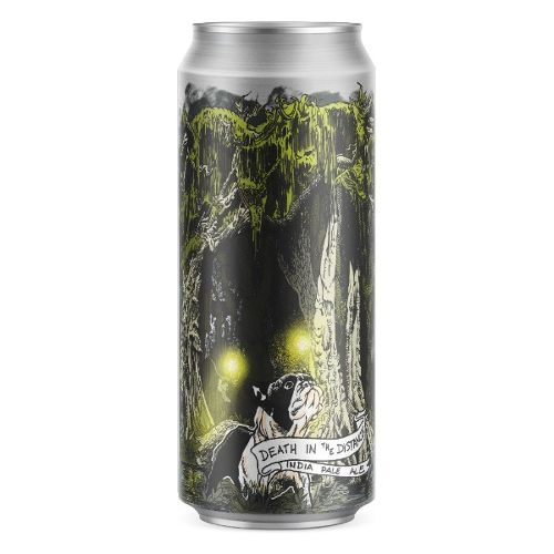 Burial x Civil Society 'Death in the Distance' IPA 16oz (Can)