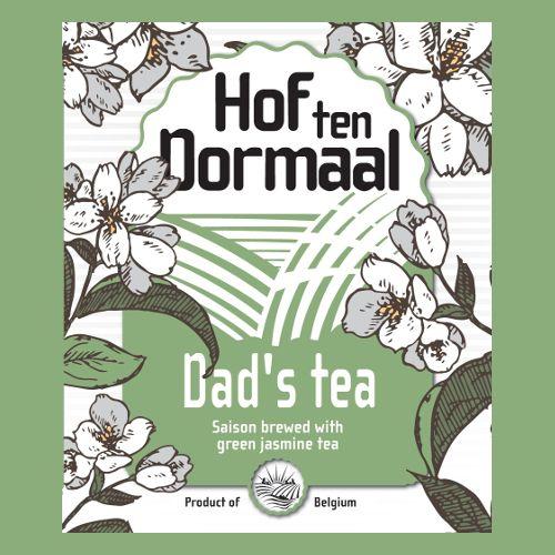 Image result for dormaal dad's tea logo