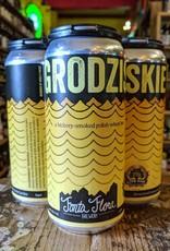 Fonta Flora x Live Oak Brewing 'Grodziskie' Smoked Wheat Beer 16oz (Can)