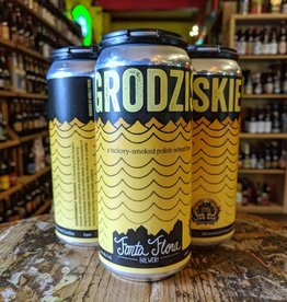 Fonta Flora x Live Oak Brewing 'Grodziskie' Smoked Wheat Beer 16oz (Can)
