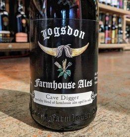 Logsdon 'Cave Digger' Blended & Oak Aged Famhouse Ale 750ml