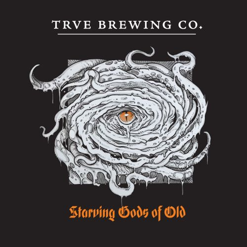 TRVE 'Starving Gods of Old' Oak-Fermented Mixed Culture Saison on Peaches 375ml