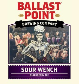 Ballast Point Brewing Co. 'Sour Wench' Blackberry Ale 12oz Sgl