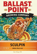 Ballast Point Brewing Co. 'Sculpin' IPA 12oz (Can)