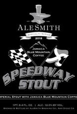 Alesmith 'Jamaican Blue Mountain Coffee Speedway' Growler 32oz
