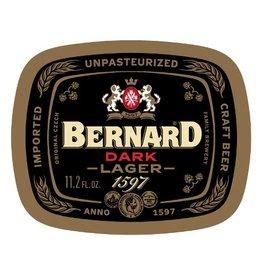 Bernard Family 'Bernard Dark' Lager 330ml Sgl