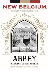 New Belgium Brewing 'Abbey' Belgian Style Dubbel 12oz Sgl