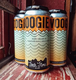 Fonta Flora 'Boogie Woogie' Double IPA 16oz (Can)