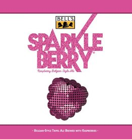 Bell's 'Sparkleberry' Raspberry Belgian-Style Ale 16oz (Can)