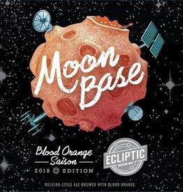 Ecliptic 'MoonBase' Blood Orange Saison 22oz