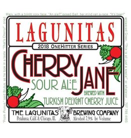 Lagunitas 'Cherry Jane' Sour Ale 12oz Sgl