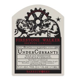 Firestone Walker 'UnderCurrants' Wild Ale 375ml