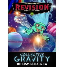 Revision 'Collective Gravity' Triple IPA 22oz
