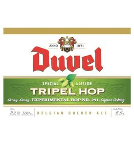 Duvel Moortgat Duvel 'Tripel Hop' 330ml
