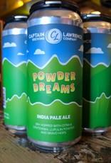Captain Lawrence 'Powder Dreams' New England-style IPA 16oz Sgl