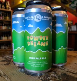 Captain Lawrence 'Powder Dreams' IPA 16oz Sgl